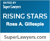 Rising Stars Ross A. Gillespie
